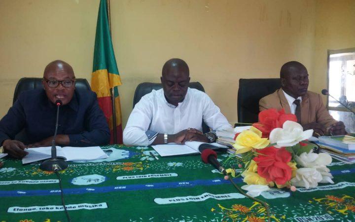 CONGO ASSEMBLEE LOCALE : des conclusions mitigées de la session budgétaire de Mossendjo