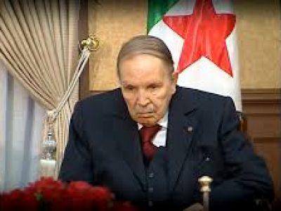 ALGERIE: Face à la grogne populaire, Bouteflika renonce!