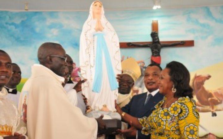CONGO-EGLISE CATHOLIQUE: une coopération enrichie des actes de générosité