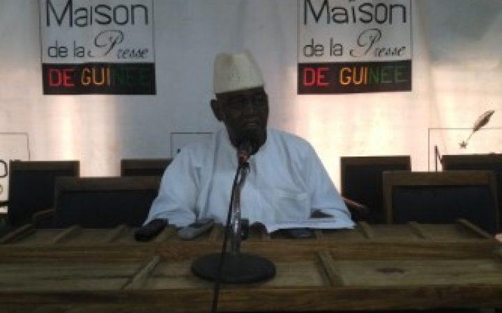 POLITIQUE: «La nouvelle constitution, ne doit favoriser dans aucune de ses interprétations, l'opposition entre ethnies», dixit M. Ismaël Condé