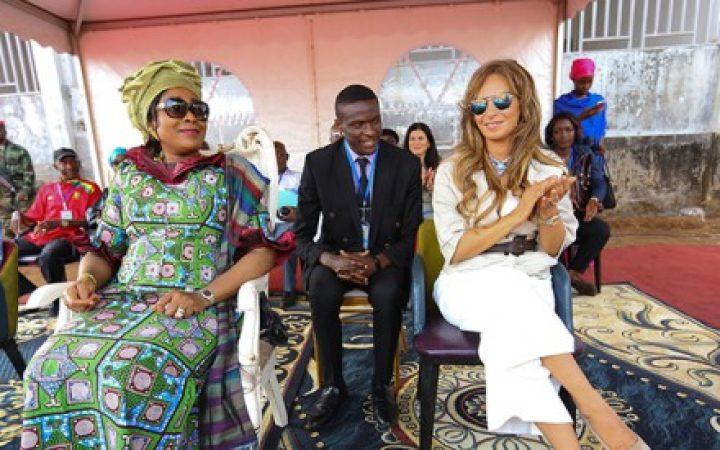 SANTE : la Fondation Merck en partenariat avec la Première Dame de Guinée