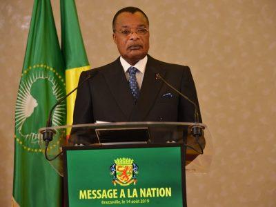 CONGO AN 59 : la protection de la biodiversité au cœur du message présidentiel