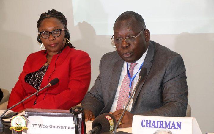 ZMAO-AMAO : le vice-gouverneur de la BCRG lance les travaux des 34 et 35eréunions statutaires