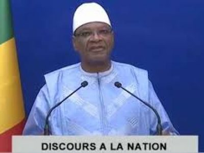 FLASH-BACK FÊTE NATIONALE DU MALI : le sms présidentiel