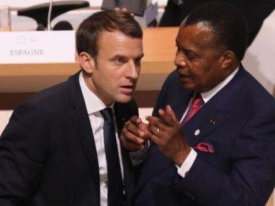 FRANCE-CONGO : Denis Sassou-N'Guessohôted'Emmanuel MACRON ce 3 septembre