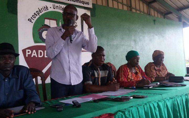 POLITIQUE: «Le PADES rejette avec fermeté les quotas des démembrements de la CENI»…
