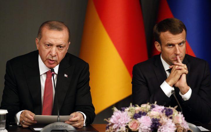 POSITION : la France, seule puissance européenne à pouvoir tenir tête à la Turquie?