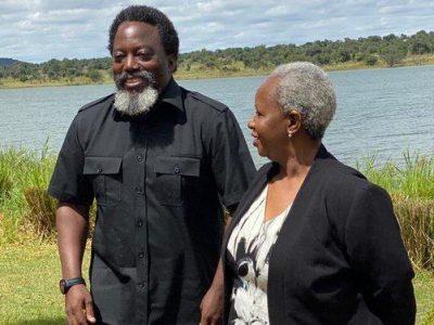 RDC: Joseph Kabila et Bintou Keita échangent sur la politique et la sécurité