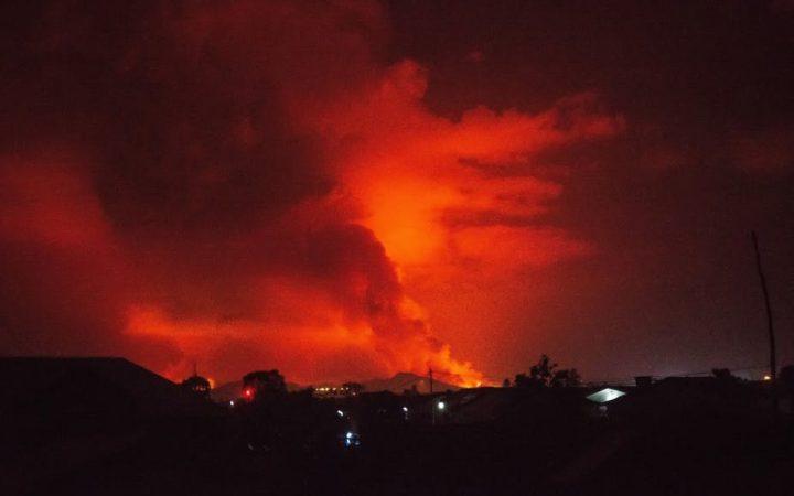 RDC : l'éruption du volcan Nyiragongo révèle de nombreuses faiblesses structurelles del'État
