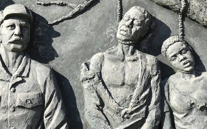 GENOCIDE EN NAMIBIE : pourquoi l'offre deréparation del'Allemagne nesuffitpas