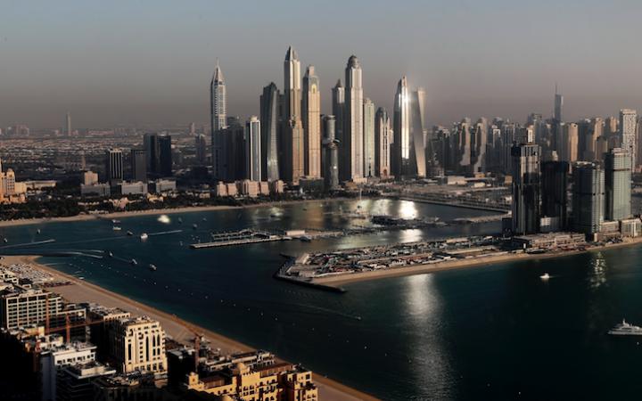 DUBAI : des drones pour créer de la fausse pluie, provoque des inondations