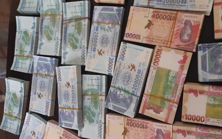 FONDS PUBLICS : le CNRD bloque les salaires des anciens ministres