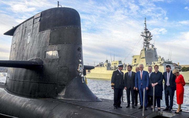 SCIENCE/POLITIQUE : Pourquoi les sous-marinsnucléaires sont un choix militaire judicieux pour l'Australie face à laChine
