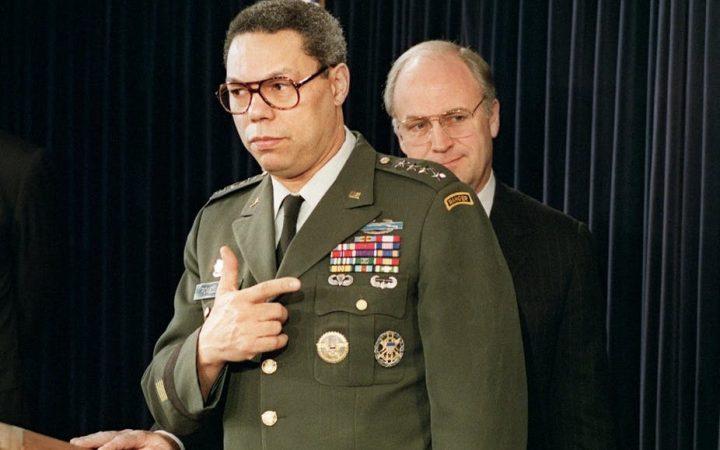 USA : Colin Powell ou la dualité d'un destinaméricain