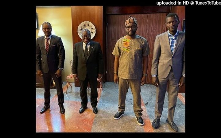 CEDEAO : le FNDC reçu par Akufo Addo au Ghana